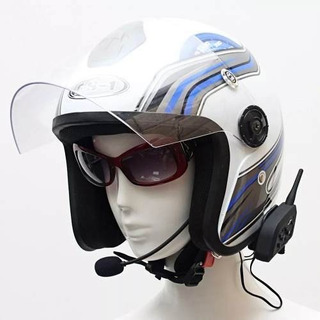Intercomunicador Bt Moto Casco V6 Pro 59178 / Gocy Express