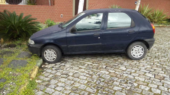 Fiat - Palio Young - 1.0 4p - 2001-gnv-120.000