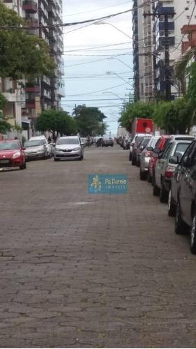 Imagem 1 de 18 de Apartamento Com 1 Dormitório À Venda, 50 M² Por R$ 188.000,00 - Canto Do Forte - Praia Grande/sp - Ap0772