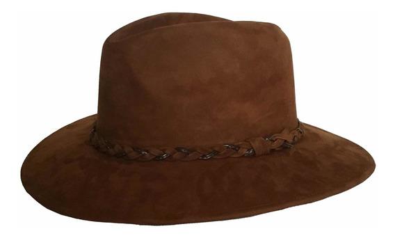 Sombreros Cuero Piel Indiana Aventura Sin Género León Gto