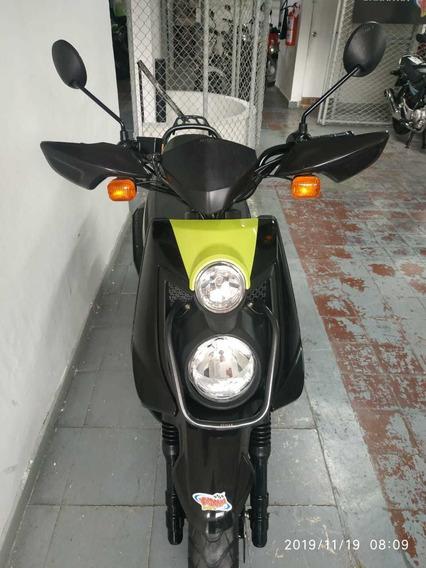 Yamaha Bws 125 Modern