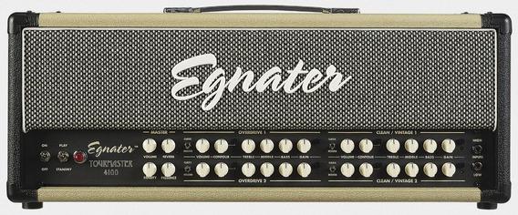Cabezal + Caja Egnater Tourmaster 4100 / Tourmaster 212x Dgs