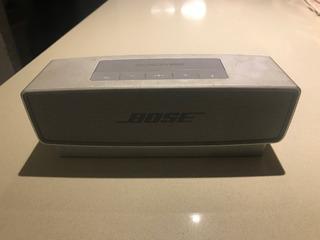 Parlante Bose Soundlink Mini I I Bluetooth® Perla Usado