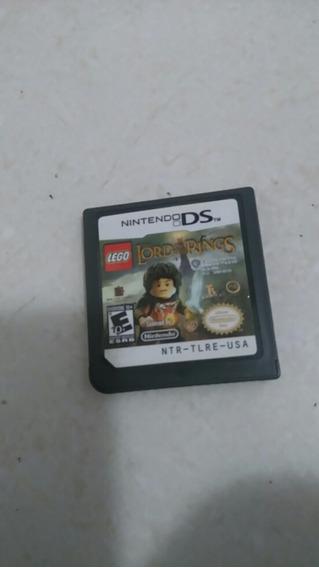 Senhor Dos Anéis Lego Nintendo Ds