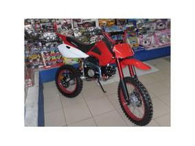 Moto Cross A Gasolina Para Niños Cros Deportiva