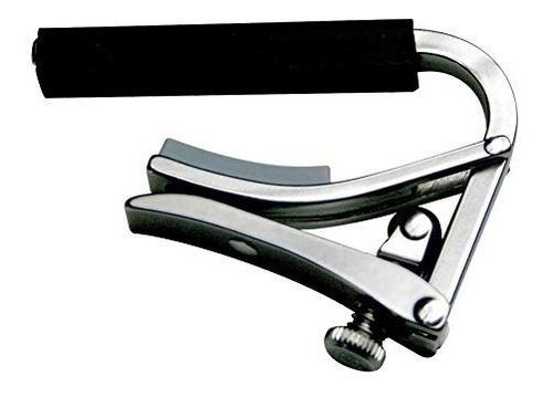 Imagen 1 de 3 de Capo  Shubb Para Cuerdas De Nylon Deluxe S2 Usa - Palermo