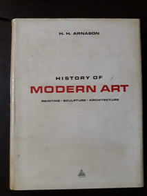 Livro- Modern Art (1971) Painting,sculpture And Architecture