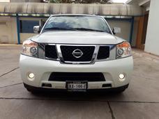 Nissan Armada Advance Aut 2013, Excelentes Condiciones!