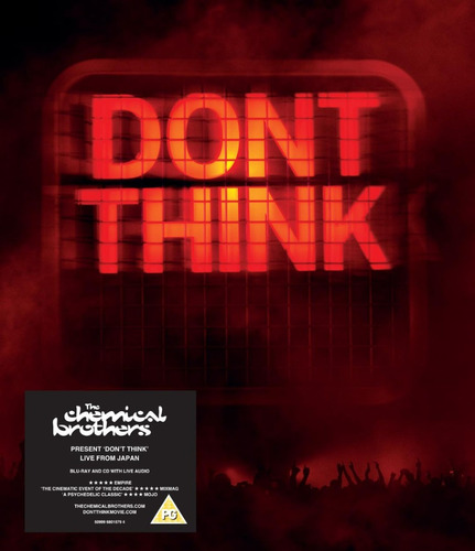 Chemical Brothers The - Don`t Think (cd+dvd) - U