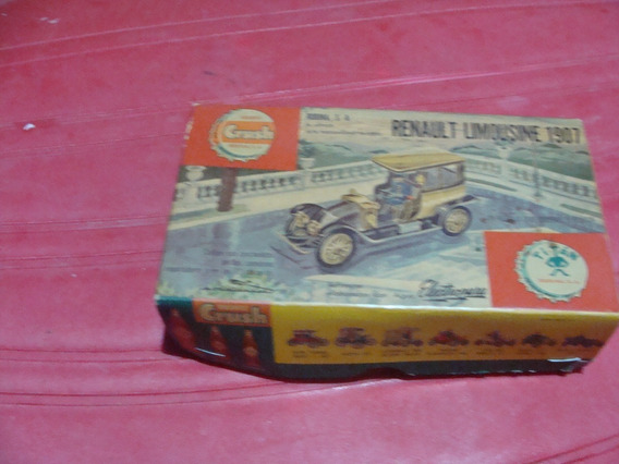 Orange Crush , Renault Limosine 1907 , Carro Armable , Bolsa