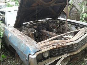 Impala Ss Coupe Año 1969 Para Restaurar ! 1969