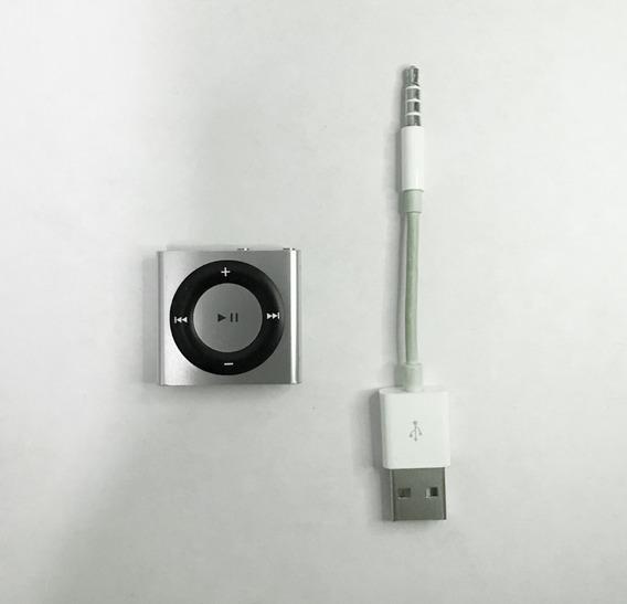 iPod Shuffle Prata - 4ª Geração - Model A1373