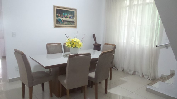 Casa Com 3 Quartos Para Comprar No Santa Mônica Em Belo Horizonte/mg - 1764