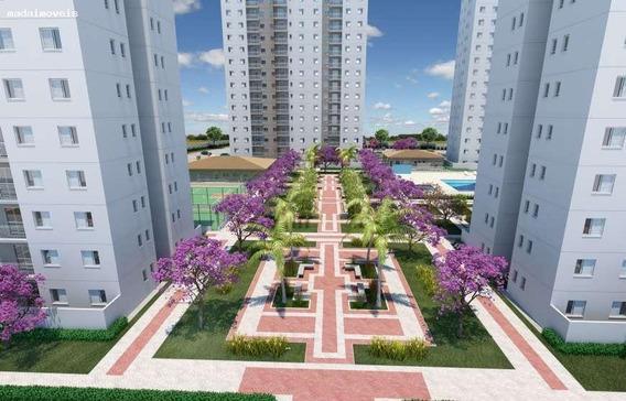 Apartamento Para Locação Em Mogi Das Cruzes, Vila Mogilar, 3 Dormitórios, 1 Suíte, 2 Banheiros, 1 Vaga - 2446_2-992126