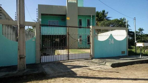 Casa Com 4 Suítes E 3 Vagas Em Aracaju No Bairro Mosqueiro.