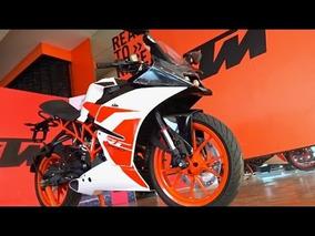 Ktm Rc 200 2017 0km Smmotos Street Pista Deportiva No Yamaha