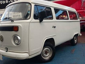 Volkswagen Kombi 1.6 Mi Std 8v Gasolina 3p Manual