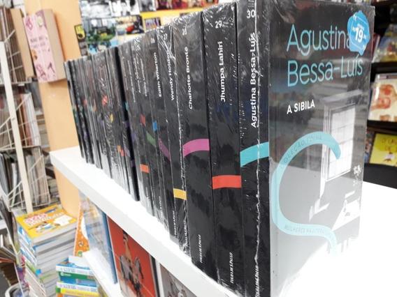 Coleção Folha Mulheres Na Literatura - 30 Volumes Completa