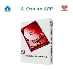 Getdataback Pro 5.5 Recuperação De Dados Profissional
