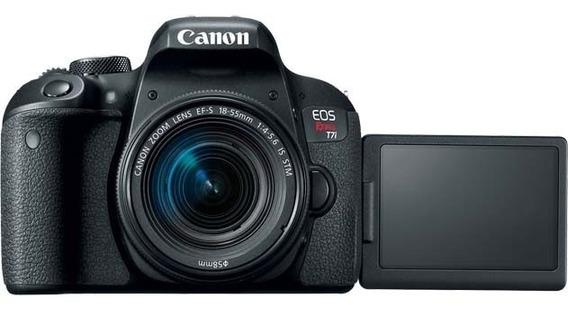 Canon T7i Kit 18-55mm Stm