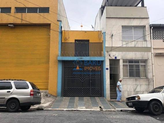 Sobrado Com 2 Dormitórios Para Alugar, 100 M² Por R$ 2.300,00 - Santa Cecília - São Paulo/sp - So3693