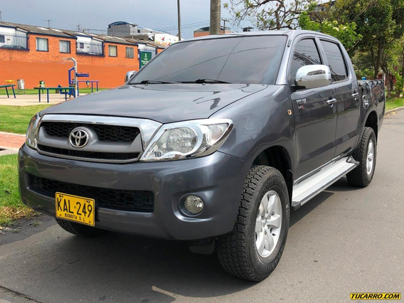 Toyota Hilux 4x2 2500cc Tdi Mt Aa Dh Fe