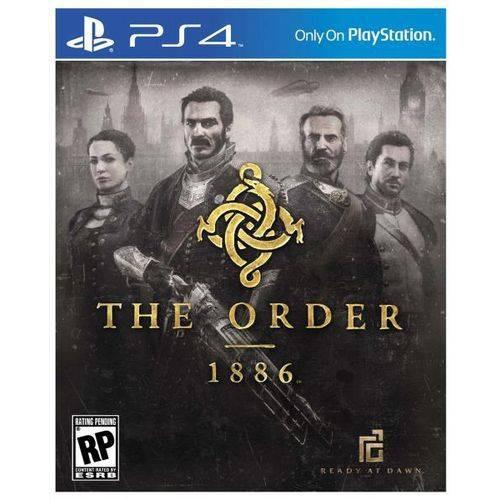 The Order: 1886 - Ps4 Mídia Físca Lacrado