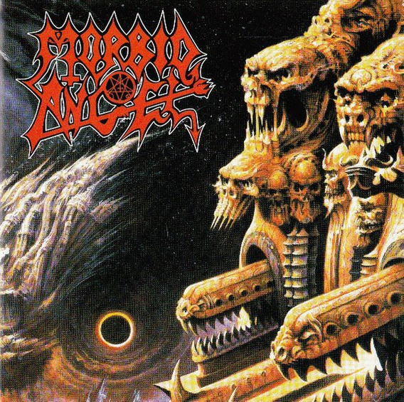 Cd Morbid Angel Gateways To Annihilation