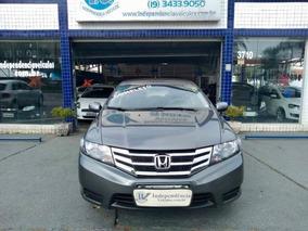 Honda City 1.5 16v 4p Dx Flex