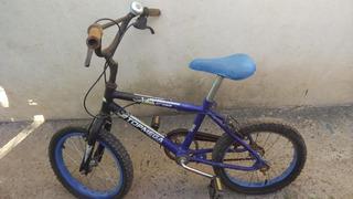 Bicicleta De Paseo Rod.14 Para Nene