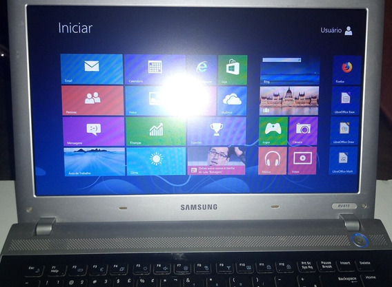 Notebook Samsung Rv411, Hd 320, Mem 4gb