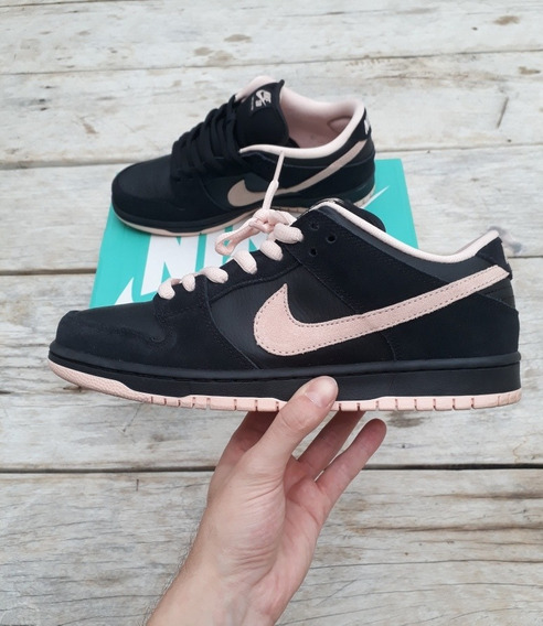Tenis Nike Sb Dunk Low Pro Washed Coral Size 41