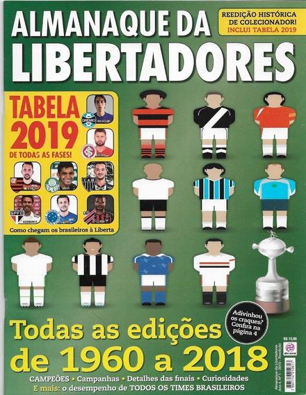 Campeões Da Libertadores 1960 - 2018 Frete Gratis Por Carta