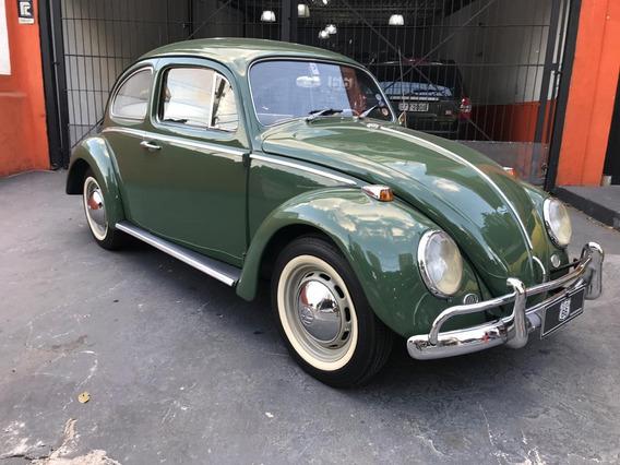 1969 Vw Fusca 1300