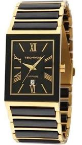 Relógio Technos Feminino Cerâmica 2015cf/4p Original Barato
