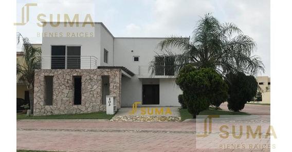 Renta De Casa Amueblada En Fraccionamiento Residencial Náutico, Altamira.