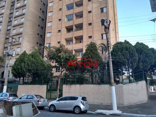 Imagem 1 de 14 de Apartamento À Venda, 50 M² Por R$ 265.000,00 - Mooca - São Paulo/sp - Ap1867