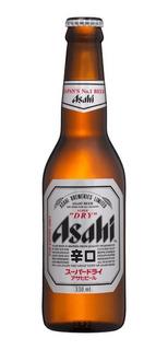Caja X24 Cerveza Asahi 330 Ml - 12 Canillas Tienda
