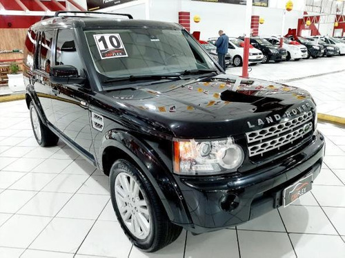 Land Rover Discovery4 Se 2.7 V6 4x4 Turbo Diesel Aut 2010