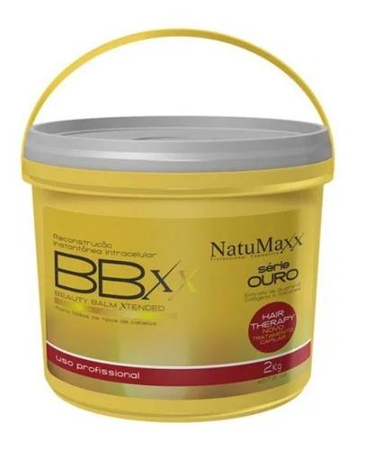 Bbxx Serie Ouro Natumaxx 2kg - Produto Em Estoque