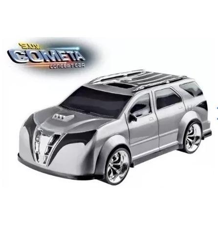 Carro Infantil Carrão Brinquedo Criança Manual Grande Cores