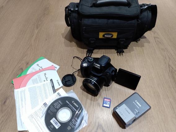 Canon Powershot Sx 30is. Hd 35x Optical Zoom