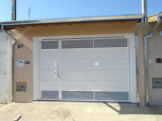 Casa Com 2 Dormitórios Para Alugar, 125 M² Por R$ 1.200,00/mês - Santa Terezinha - Piracicaba/sp - Ca3188