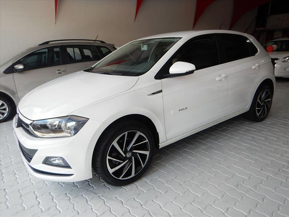Volkswagen Polo 1.0 200 Tsi Comfortline Automático 2018
