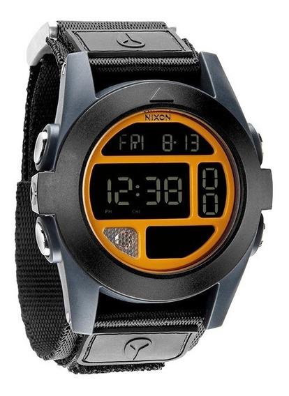 Nixon Baja A4891323 Nuevo! Temperatura Brujula Tiempo Exacto