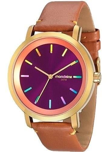 Relógio Mondaine Feminino 94767lpmvdh1 Envio No Mesmo Dia