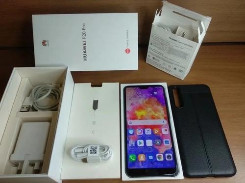 Huawei P20 Pro 128gb Azul Clt-l29 Global Dualsim