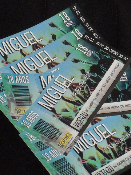 Invitaciones Tarjeta Fiesta 15 Años Boliche / Ticketek