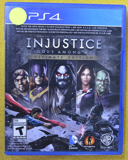 Injustice Ps4 Play Magic