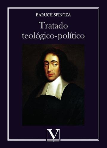 Imagen 1 de 1 de Tratado Teológico-político, De Baruch Spinoza